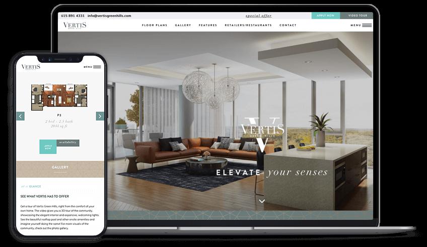 Apartment Websites