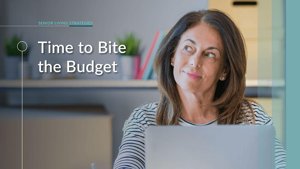 Budgeting for Senior Living eBook